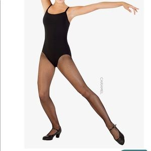 Capezio Professional Fishnet Tights